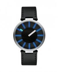 Alessi TANO X CAMBIARE Zegarek - Wzór Niebieski