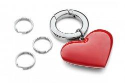 Philippi LOVE Brelok do Kluczy - Czerwone Serce