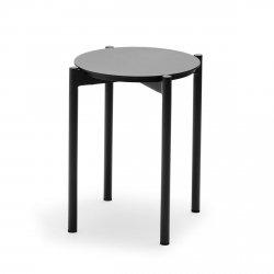 Skagerak PICNIC Stołek Aluminiowy - Grafitowy
