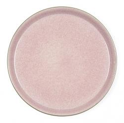Bitz GASTRO Talerz Obiadowy 27 cm 6 Szt. Szaro/Różowy