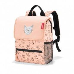 Reisenthel KIDS CATS AND DOG Plecak dla Dzieci - Różowy