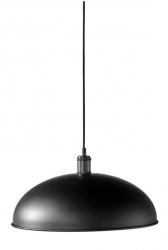 Menu HUBERT Lampa Wisząca 45 cm Czarna