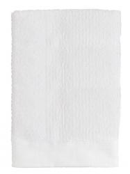 ZONE Denmark CLASSIC Ręcznik 70x50 cm Biały