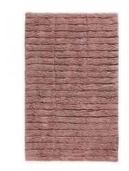 ZONE Denmark TILES Dywanik Łazienkowy 80x50 cm Różowy