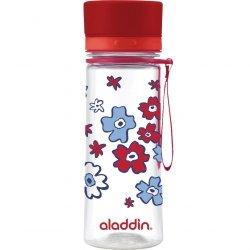 Aladdin AVEO Butelka do Wody 0,35 l Czerwona