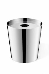 Zack LYOS Pojemnik Kosmetyczny 10,5 cm - Polerowany