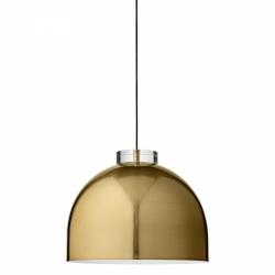 Aytm LUCEO Lampa Wisząca Okrągła 45 cm Złota