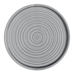A Simple Mess HOEJ Patera Dekoracyjna 32 cm Szaro/Niebieska