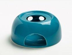 Maxwell Williams InfusionsT Podgrzewacz Porcelanowy 17,5 cm - Niebieski