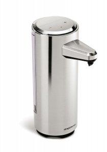 Simple Human - Automatyczny Dozownik do Mydła - Akumulatorowy - Srebrny