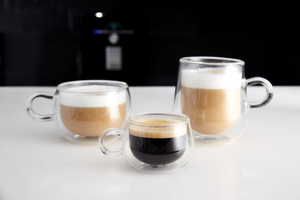 Judge THERMO Szklanki - Filiżanki Termiczne do Kawy Latte lub Herbaty 275 ml 2 Szt.
