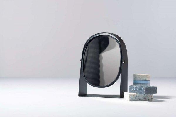 ZONE Denmark UME Lusterko Kosmetyczne - Białe