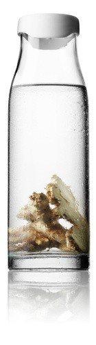 Menu - Karafka (Butelka) do Wody 1,0 l - Biały Kapsel