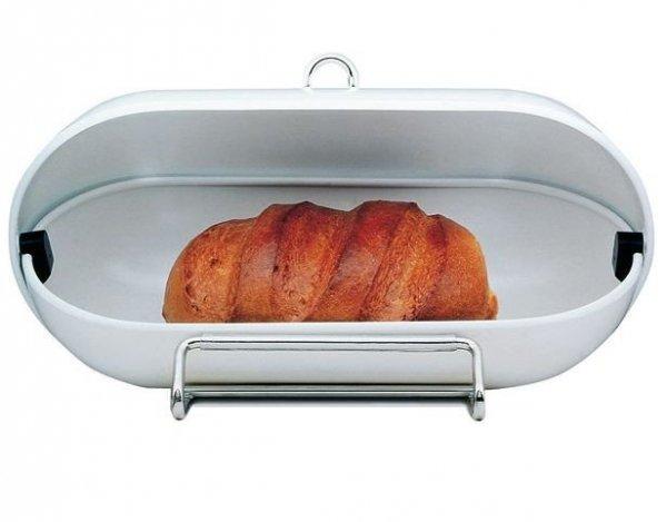 Wesco BREADBOY Chlebak - Pojemnik na Pieczywo - Biały