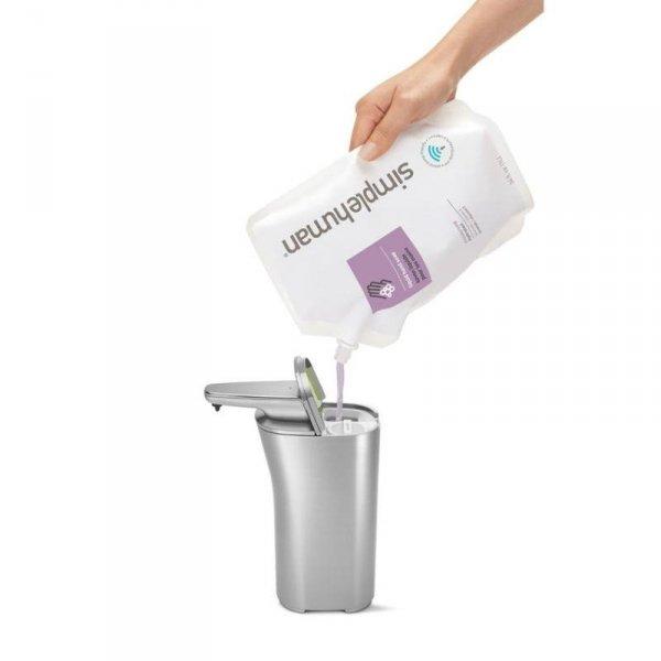 Simple Human Mydło w Płynie do Rąk 1 l -  SPRING WATER