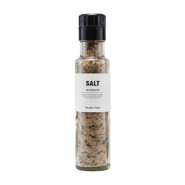 Nicolas Vahe SPICES Sól z Suszonymi Grzybami z Młynkiem
