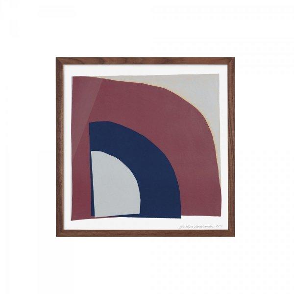 AYTM - LDA Grafika Dekoracyjna 48x48 cm Leise Dich Abrahamsen