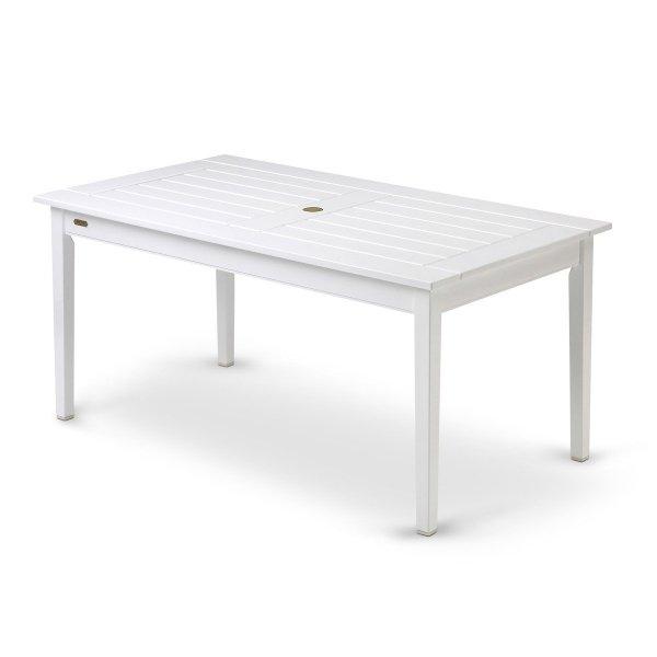 Skagerak DRACHMANN Stół Prostokątny 156 cm Biały