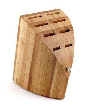 Chroma TYPE 301 Bambusowy Blok na Noże - Rozkładany