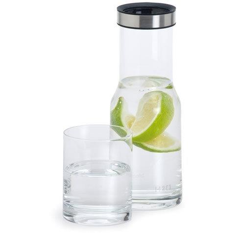 Blomus ACQUA Karafka do Wody 0,5 l + Szklanka