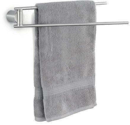 Blomus DUO Podwójny Reling Ścienny na Ręczniki - Matowy