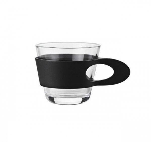 Stelton EASY ESPRESSO - Szklaneczki - Filiżanki do Kawy Espresso 4 Szt.
