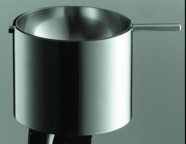 Stelton CYLINDA by Arne Jacobsen - Popielniczka Stalowa 10 cm