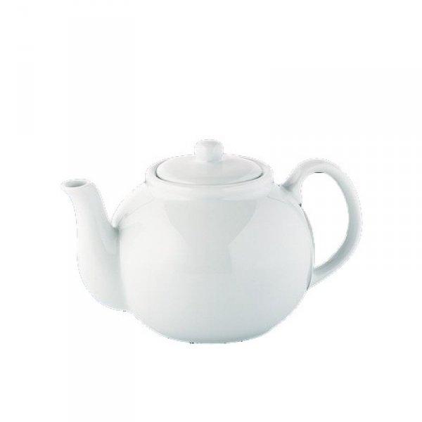 Cilio Porcelanowy Dzbanek do Herbaty 1,75 l Biały