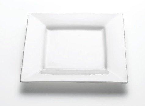 Square - Talerz Płaski 22 cm