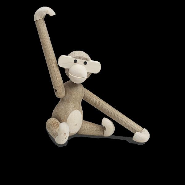 Kay Bojesen MONKEY Figurka Drewniana Małpka - Klon