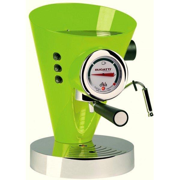Casa Bugatti - Ciśnieniowy Ekspres do Kawy DIVA Zielony