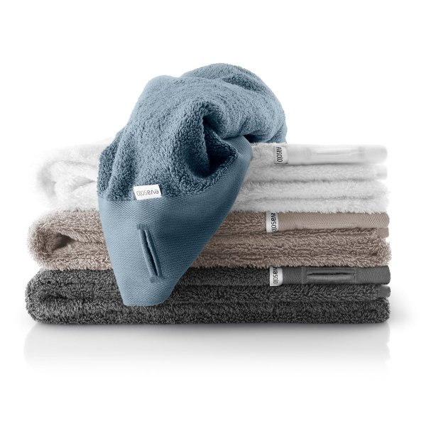 Eva Solo BATH Ręcznik Kąpielowy 70x140 cm Jasnoszary