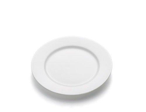 White Basics - Talerz Płaski 19 cm