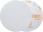 Krążek ścierny rzep 125 mm P150
