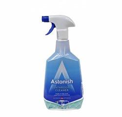 Astonish Bathroom Cleaner płyn do czyszczenia łazienek 750 ml