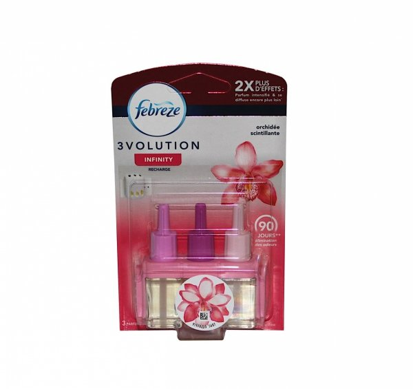 Febreze 3 Volution wkład Orchidee Scintillante