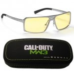 Gunnar Call Of Duty Gunmetal Amber +Pokrowiec