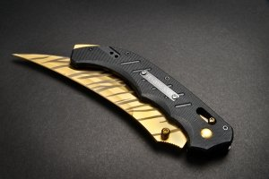 FadeCase Flip Elite Tiger Tooth +gratis
