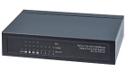 15-PS084 - 8 portowy switch PoE (4 porty PoE).