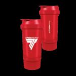 Trec Shaker 0.5L Red #IM READY