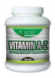 Hi-Tec Vitamin A-Z 120caps