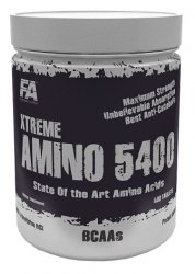 FA Xtreme Amino 5400 400 tabs