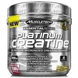Muscle tech Platinum Creatine 400g