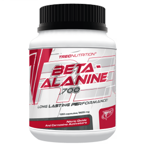 .Trec Beta Alanine 700 120 caps