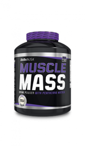 BioTech USA Muscle Mass 2270g
