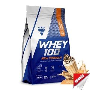 .Trec Whey 100 New Formula 2000g