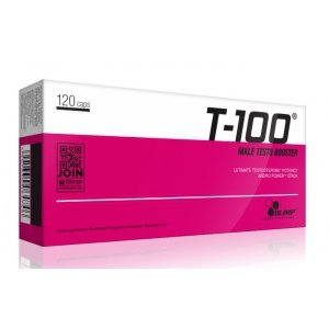 Olimp T-100 Male Testo Booster 120 caps