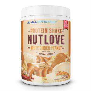 All Nutrition  Nutlove Protein Shake 630g White Choco Peanut