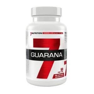 7Nutrition Guarana 60 caps