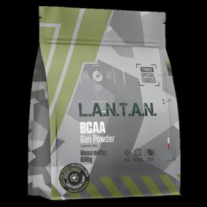 L.A.N.T.A.N. BCAA Gun Powder 600g